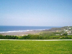 View Of Widemouth Bay